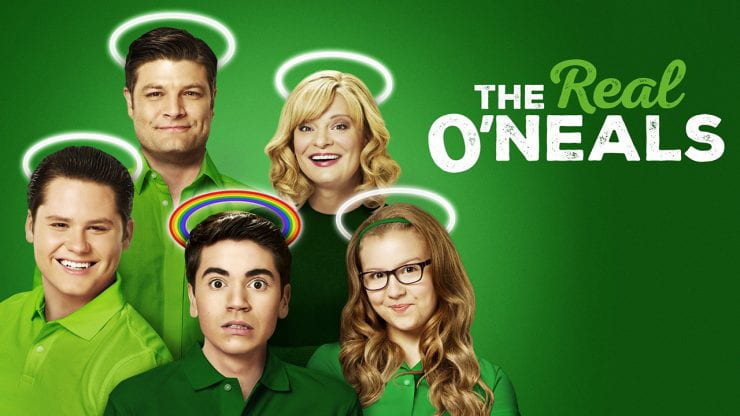 'The Real O'Neals'